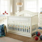 Savanna Tori Baby Furniture Collection - Off White