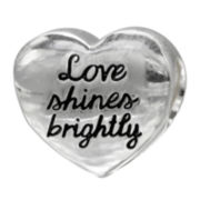 Forever Moments™ Love Shines Brightly Charm Bracelet Bead