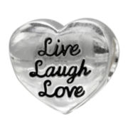 Forever Moments™ Live Laugh Love Bead