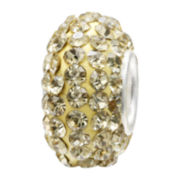 Forever Moments™ Yellow Crystal Bead