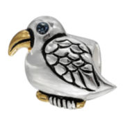 Forever Moments™ Blue-Eyed Bird Charm Bracelet Bead