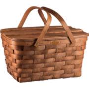 Picnic Time® Prairie Picnic Basket