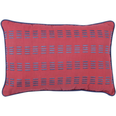 jcpenney.com | Frank and Lulu Preppy Plaid Oblong Decorative Pillow