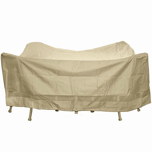 SURE FIT® Square Table and Chair Set Cover