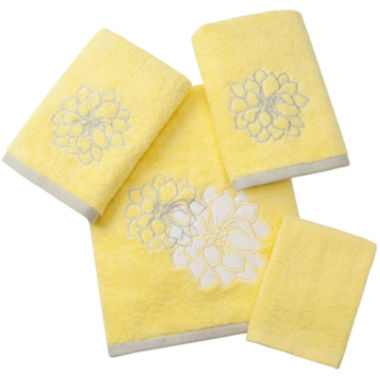 jcpenney.com | Ideology Lola Floral Bath Towels