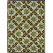 Tiles Indoor/Outdoor Rectangular Rug