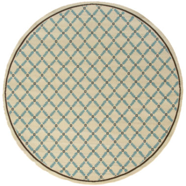jcpenney.com | Covington Home Leaf Lattice Indoor/Outdoor Round Rug