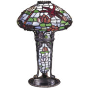 Dale Tiffany Dragonfly Replica Table Lamp and Nightlight