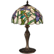 Dale Tiffany Prosa Dragonfly Table Lamp