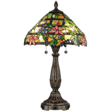 jcpenney.com | Dale Tiffany™ Trellis Table Lamp