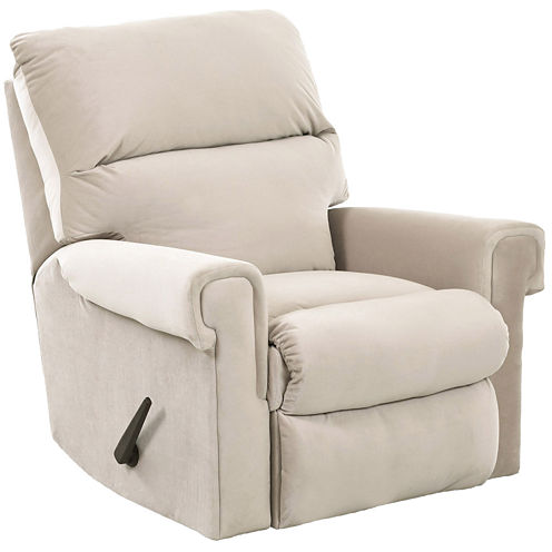 Rivera Fabric Recliner