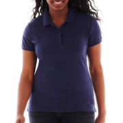 Arizona Short-Sleeve Polo Shirt - Plus