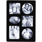 6-Opening Multi-Size Collage Picture Frame