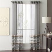 Studio™ Rumor Grommet-Top Sheer Curtain Panel