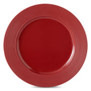 JCPenney Home™ Set of 4 Melamine Rim Salad Plates