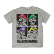 Super Mario Bros. Graphic Tee - Boys 6-18