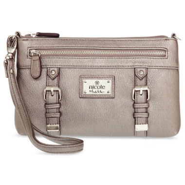 jcpenney.com | nicole by Nicole Miller® Abby Wristlet