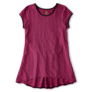 Total Girl® Striped Tunic - Girls 6-16 and Plus