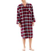 Stafford® Flannel Nightshirt