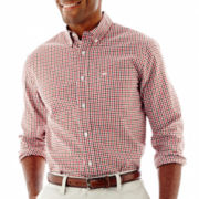 Dockers® Long-Sleeve No-Wrinkle Woven Shirt