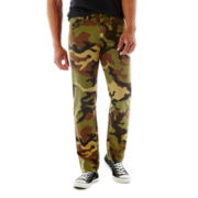 Arizona Bull Denim Slim Straight Jeans