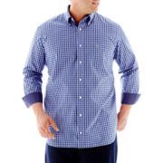 TailorByrd Long-Sleeve Woven Shirt–Big & Tall