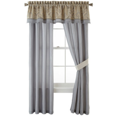 jcpenney.com | Home Expressions™ Kingston 2-Pack Curtain Panels