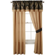 Home Expressions™ Yorkshire Damask 2-Pack Curtain Panels