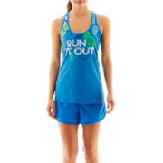Xersion™ Racerback Tank Top or Tricot Shorts