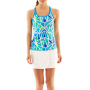 Xersion™ Split-Strap Tank Top or Pintuck Skort