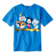 Disney Fab 3 Short-Sleeve Graphic Tee - Boys 2-12