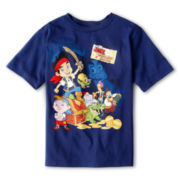 Disney Jake and the Neverland Pirates Short-Sleeve Graphic Tee - Boys 2-12