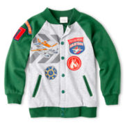 Disney Planes Lightweight Cotton Jacket - Boys 2-10