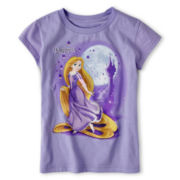 Disney Rapunzel Short-Sleeve Graphic Tee - Girls 2-12