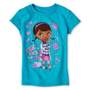 Disney Doc McStuffins Short-Sleeve Graphic Tee - Girls 2-12