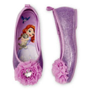 Disney Sofia the First Girls Flats