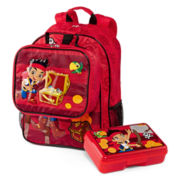 Disney Jake Backpack and Accessories