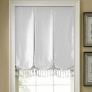 Custom Milan Solid Roman Shade