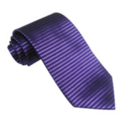 Haggar® Horizontal Striped Tie