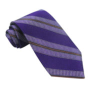 Haggar® Textured Stripe Tie