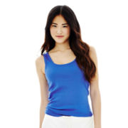 Joe Fresh™ Essential Rib-Knit Tank Top