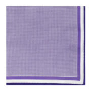 Stafford® Double Dot Pocket Square