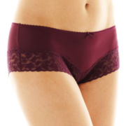Warner's No Wedgies, No Worries. Cheeky Panties - 5465