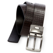 Levi's® Checkered Reversible Belt - Boys 8-20