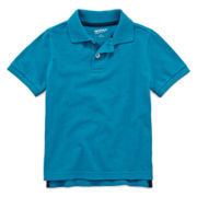 Arizona Solid Piqué Polo - Toddler Boys 2t-5t