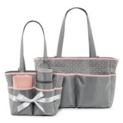 Carter's® Diaper Bag - Rose Print