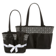 Carter's® Diaper Bag - Geo Print