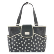Carter's® Diaper Bag - Polka Dot Print