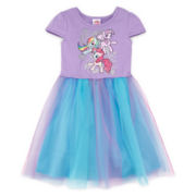My Little Pony Mesh Tutu Dress - Preschool Girls 4-6x
