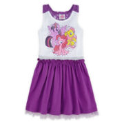 My Little Pony Lace Dress - Preschool Girls 4-6x